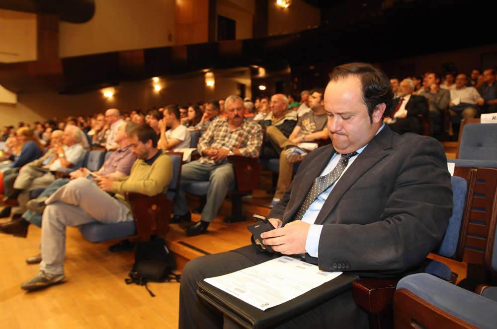 Junta de accionistas del Real Oviedo