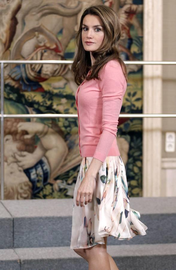 Los 'looks' de verano de la princesa Letizia Ortiz
