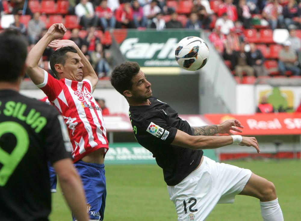 Sporting 3 - 0 Córdoba