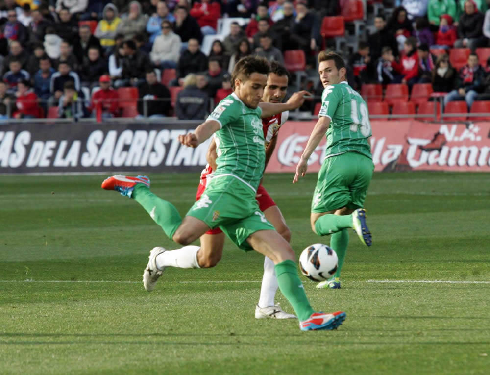 Almer&iacute;a 0 - 1 Sporting