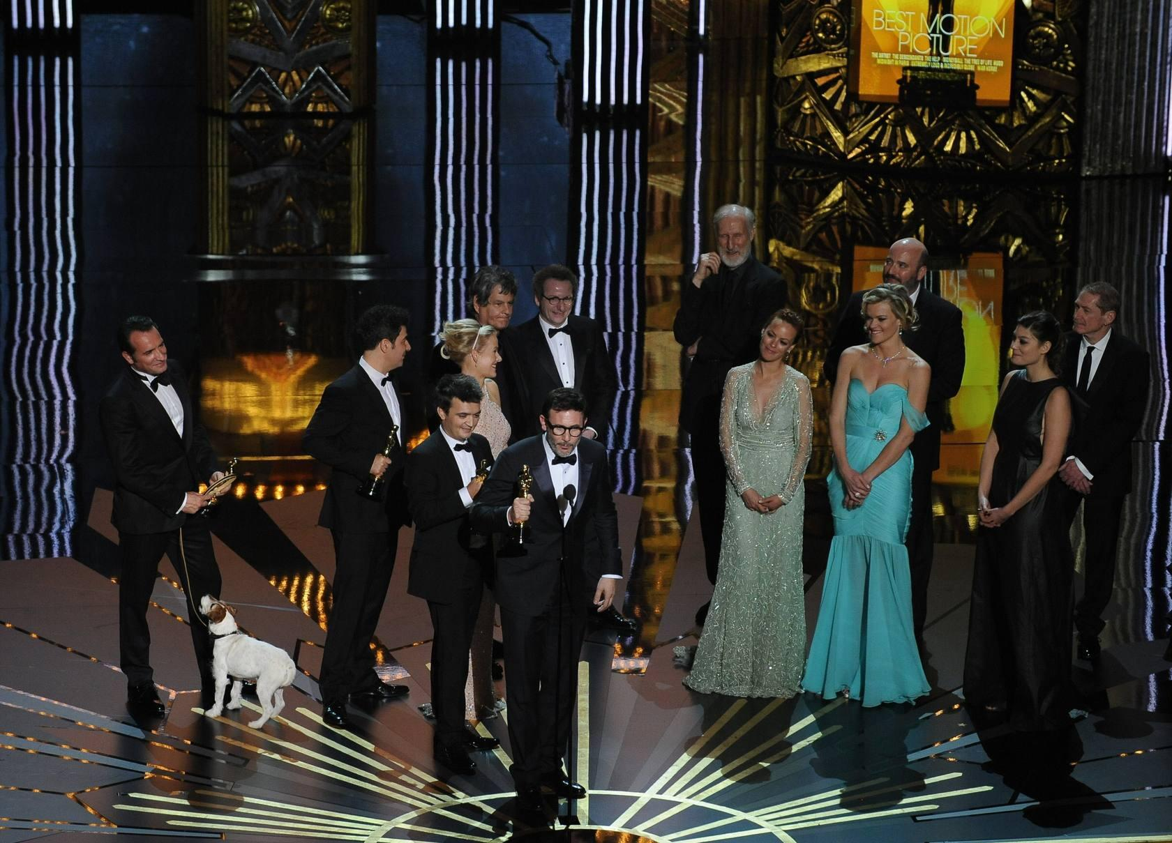 Gala de los Premios Oscar 2012