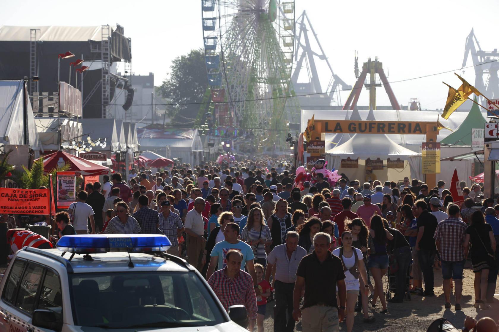 Gijón vive con intensidad la Semana Negra