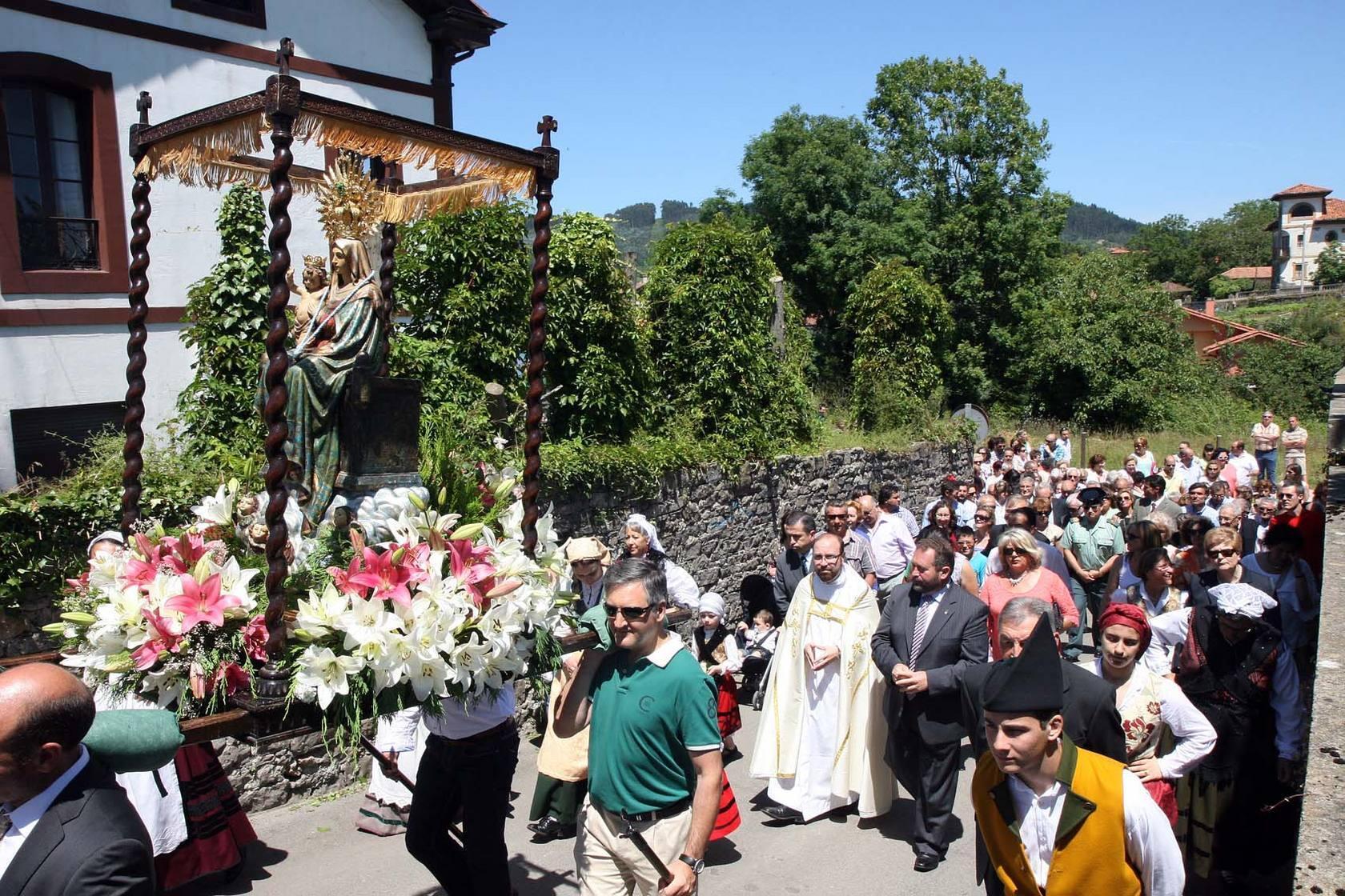 Las mejores imágenes del día grande de las Fiestas de Loreto
