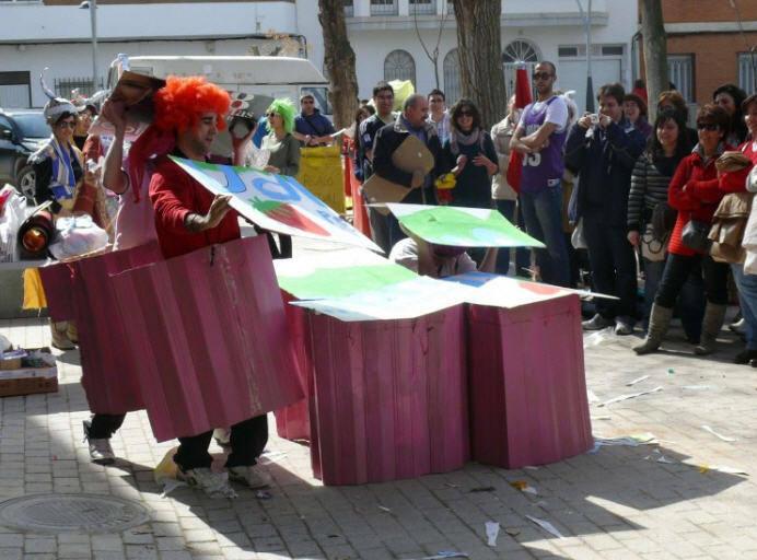 Disfraces originales para el carnaval foto 38 de 78 - Casas de disfraces en valencia ...