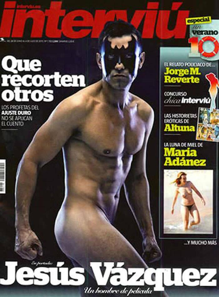Las mejores portadas de Interviú