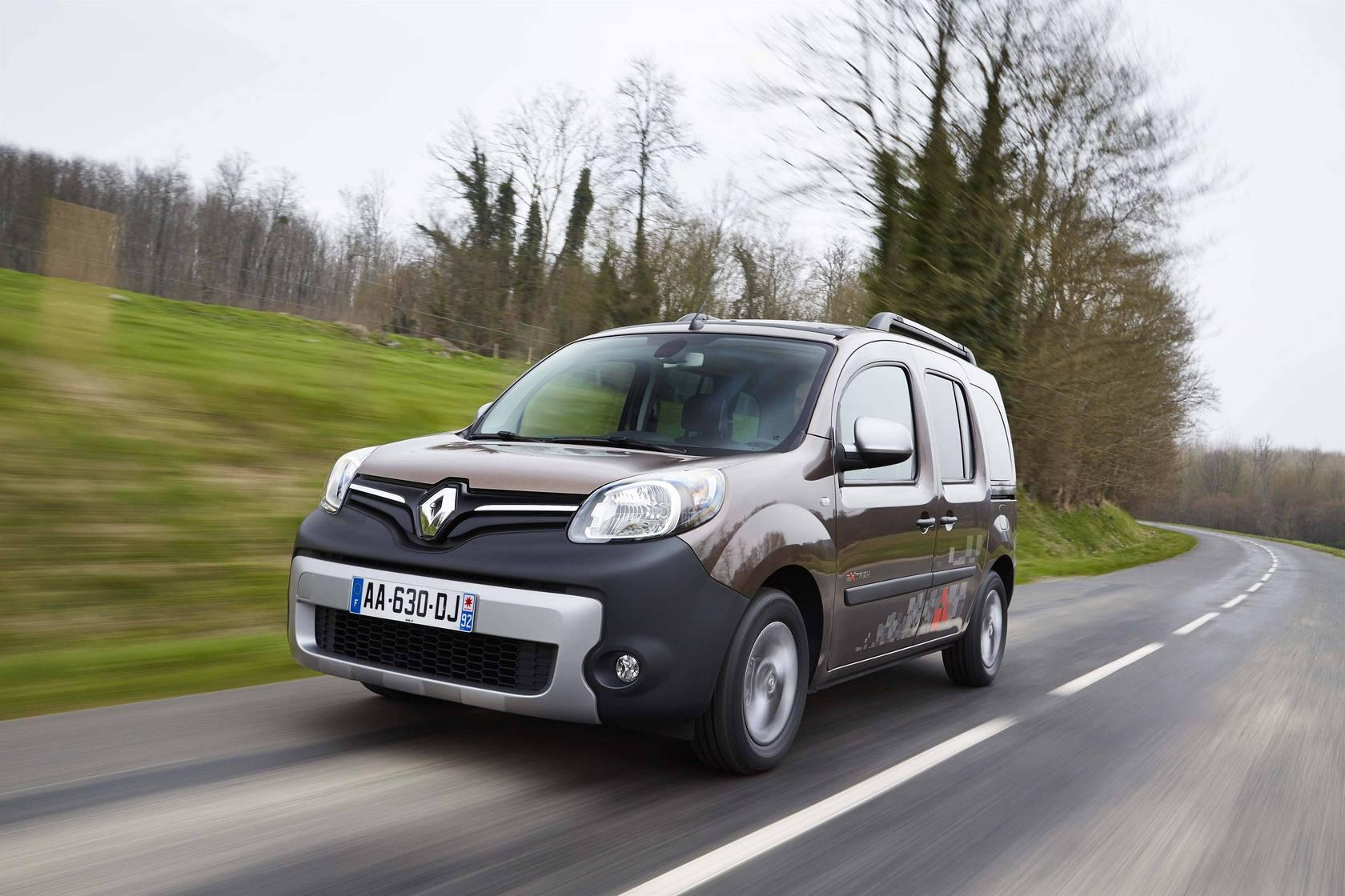 Nuevo Renault Kangoo