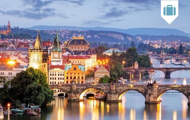 Hotel  en Praga 4 días
