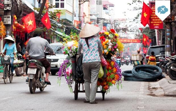 Vietnam al completo