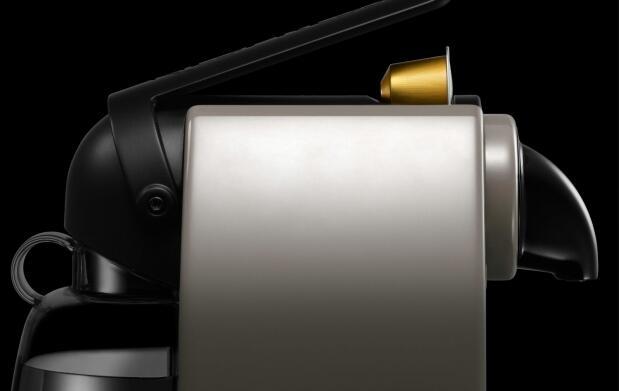 Cafetera automática con sistema Nespresso de cápsulas de café