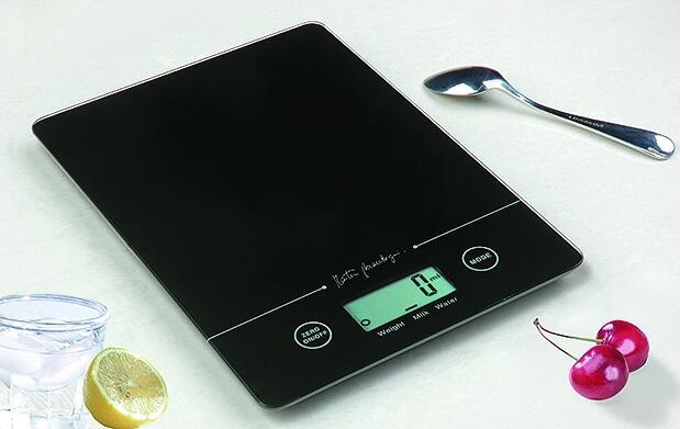Báscula de cocina digital de diseño