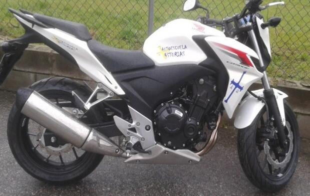 Sácate el carnet de moto A2
