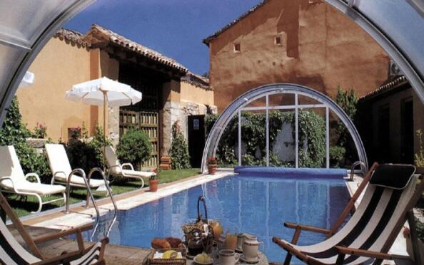 Escapada a Palencia en AD+ visita bodega de Cigales