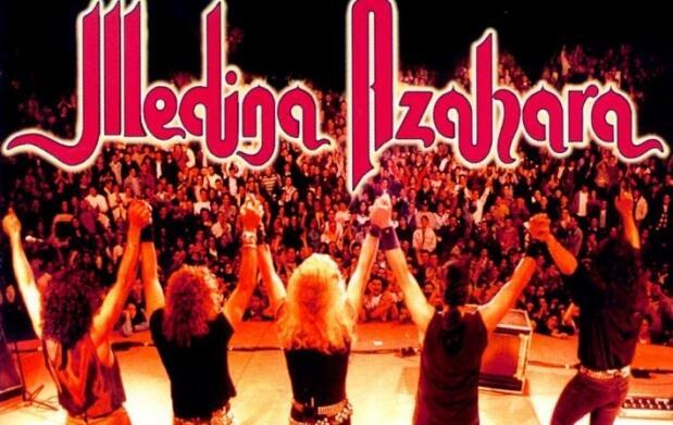 Entrada concierto de Medina Azahara