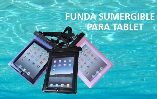 Funda Impermeable para Tablets