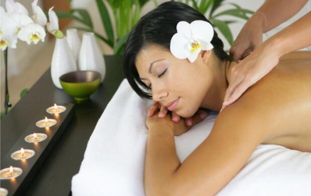 Ritual corporal con masaje lomi lomi