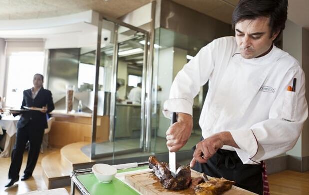 Regala una Estrella Michelin: Menú y alojamiento
