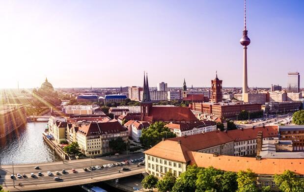 Hotel 3* o 4* 3 noches en Berlin
