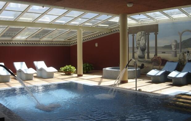 ¡Lujo y relax en Sanxenxo para 2!