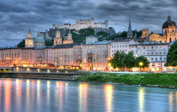 Viena y Salzburgo: 7 días Hotel 3* o 4*