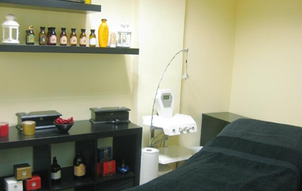 5 sesiones de presoterapia o 5 de electroestimulación