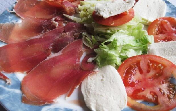 Menú italiano para 2 personas