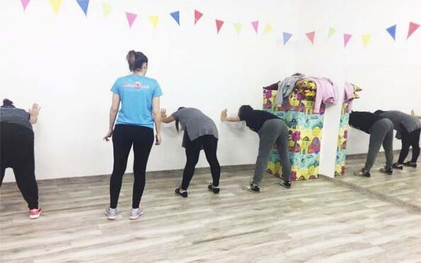 Actividad física para embarazadas