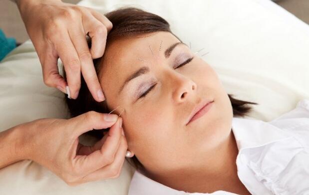 Diagnóstico y acupuntura o auriculoterapia