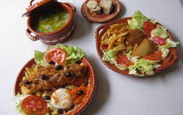 Menú portugués para 2 personas