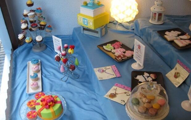 Galletas o cake para el Día de la Madre