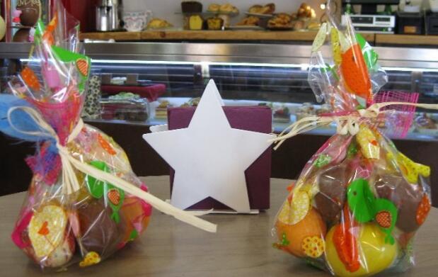 Huevos de Pascua con sorpresa