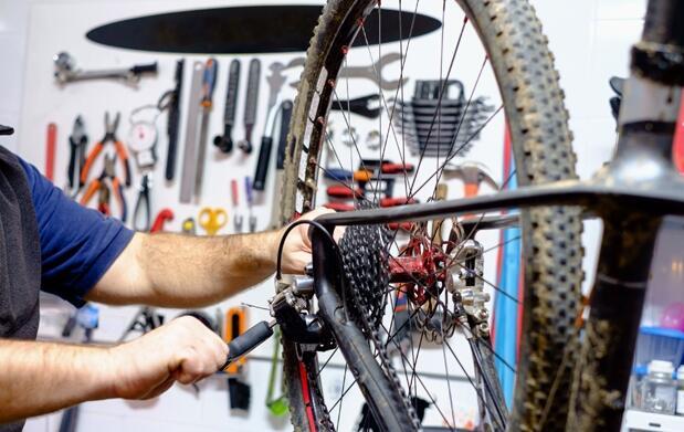 Revisión completa de tu bici