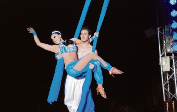 Gran Circo Wonderland en Avilés