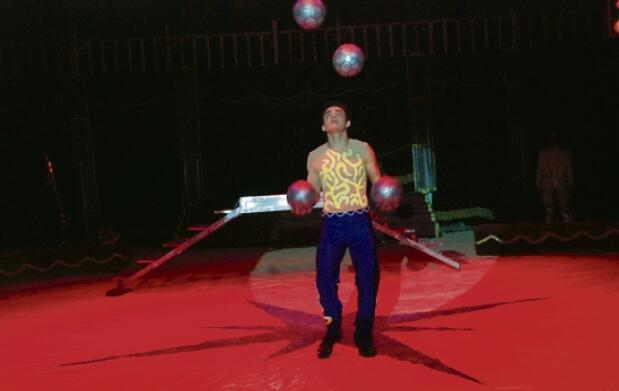 Gran Circo Wonderland en Gijón