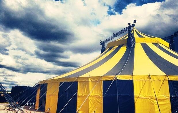 Entrada VIP Circo Kaos