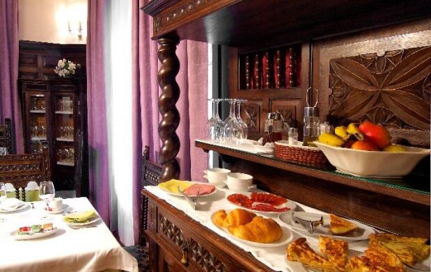 Hotel Palacio de Arias en Navia