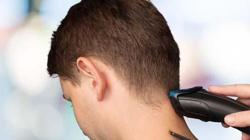 Corte de pelo caballero o niño, o depilación masculina