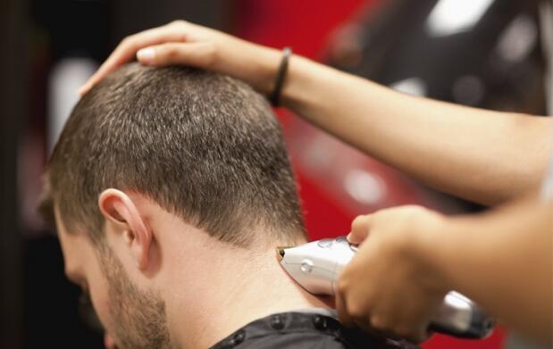 Diseño y corte de barba o corte de pelo