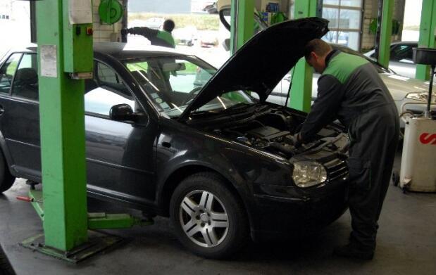 Cambio de aceite y revisión completa