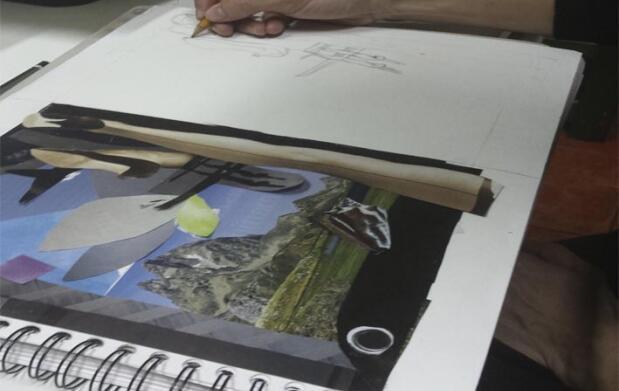 Cursos de dibujo y pintura