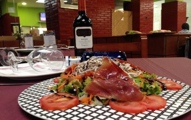 Menú para dos en Oviedo