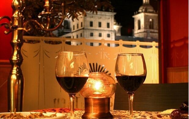 Noche y cena con encanto para dos