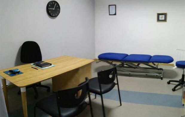 1 o 3 sesiones de fisioterapia