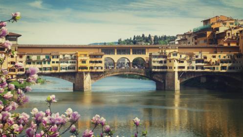 6 días: Escapada Venecia y Florencia