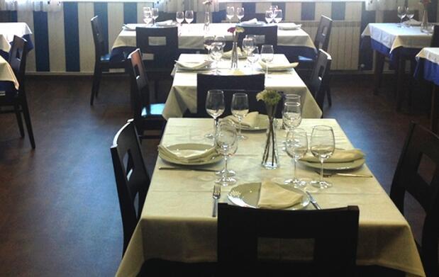 Cena y alojamiento para dos