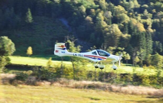 Disfruta pilotando un ultraligero