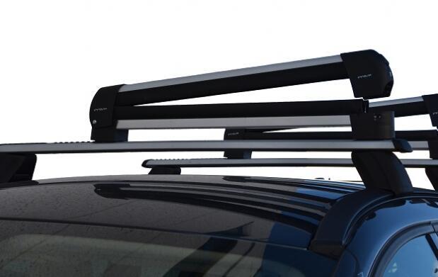 Porta Skis o Tabla de Snow para barras de techo