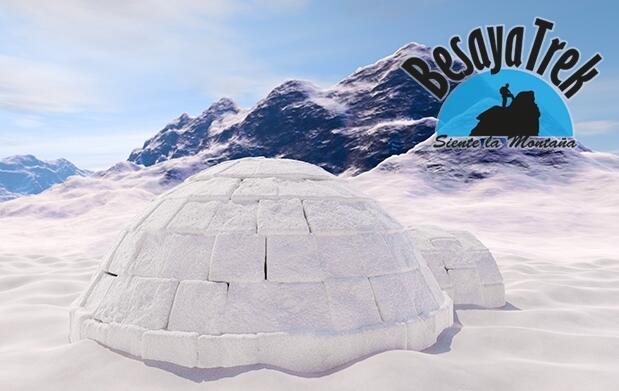 ¡Construye un iglú!