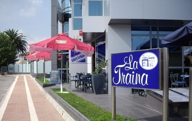 Escapada en Hotel La Traina
