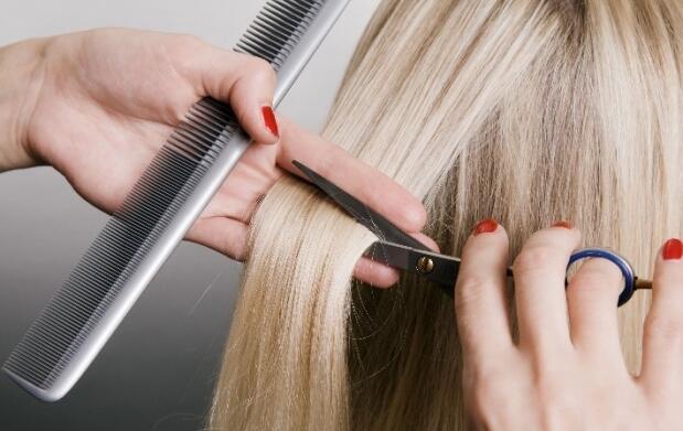 Lavado, corte y peinado