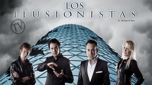 Entrada espectáculo Los Ilusionistas del 29 de julio a 7 de agosto